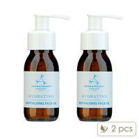 2 Pcs Aromatherapy Associates Hydrating Revitalising Face Oil 50ml Serum 9623_2