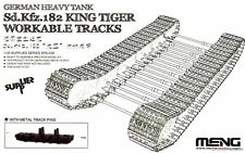 1/35 Meng German Heavy Tank Sd.Kfz.182 King Tiger Workable Tracks #SPS038
