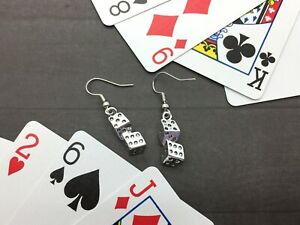 Casino earrings tet gambling game