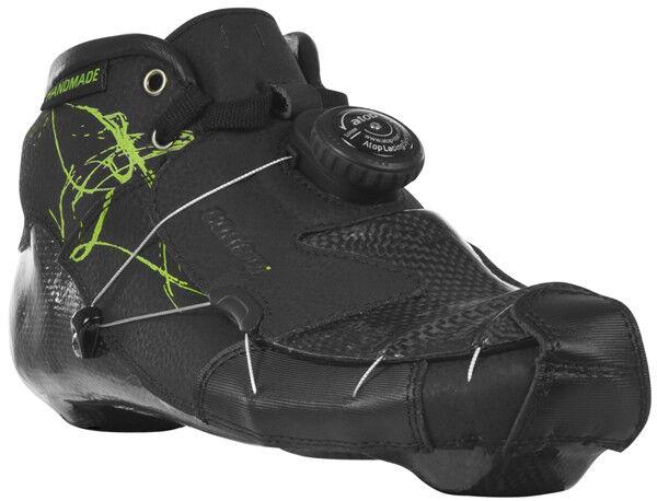 Powerslide Vi Pro Carbon Stiefel Speed Skate Skate Skate Schuhe b2e4a2