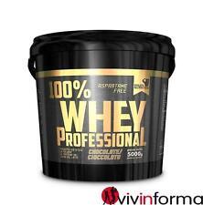 100% WHEY PROFESSIONAL Gold's Nutrition 5 Kg Cioccolato Proteine Latte -50%