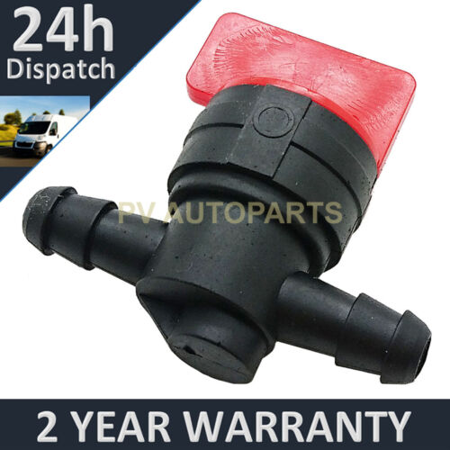 FUEL DIESEL PETROL SHUT//CUT OFF STOP VALVE SWITCH 6MM QUAD BIKE IMMOBILISER