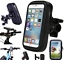 thumbnail 1 - 360-Bike-Bicycle-Holder-Waterproof-Phone-Case-Mount-For-All-Mobile-Phones