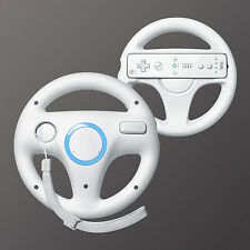 2 Mario Kart Game Racing Wheel for Nintendo Wii Remote