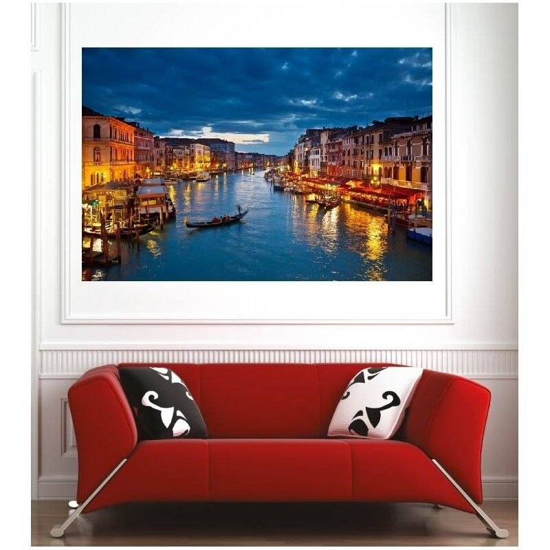 Plakat Plakat Stadt Venedig 54664264