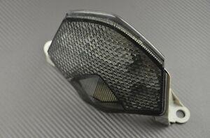 Feu arrière LED fumé clignotant intégré tail light Kawasaki Z750R Z750 R 2011 14