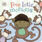 Little Learners Five Little Monkeys by Parragon Book Service Ltd (Board book, 2013)