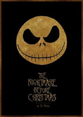 Nightmare Before Christmas Movie Poster 11x17 Mini Poster 28cm x43cm