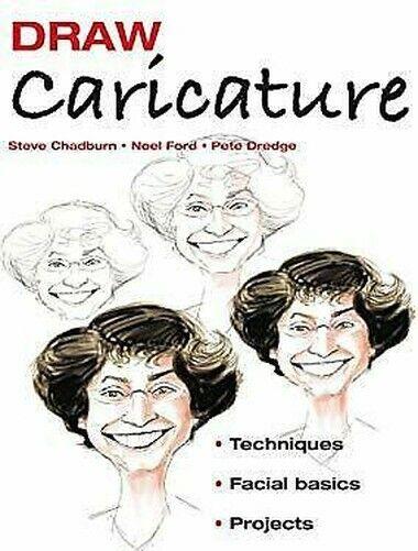Zeichnen Karikatur von Chadburn,Steve