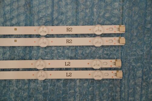 10 PCS Replacement LED strip for LG LC420DUG 6916L-1214A 6916L-1215A//1216A//1217A