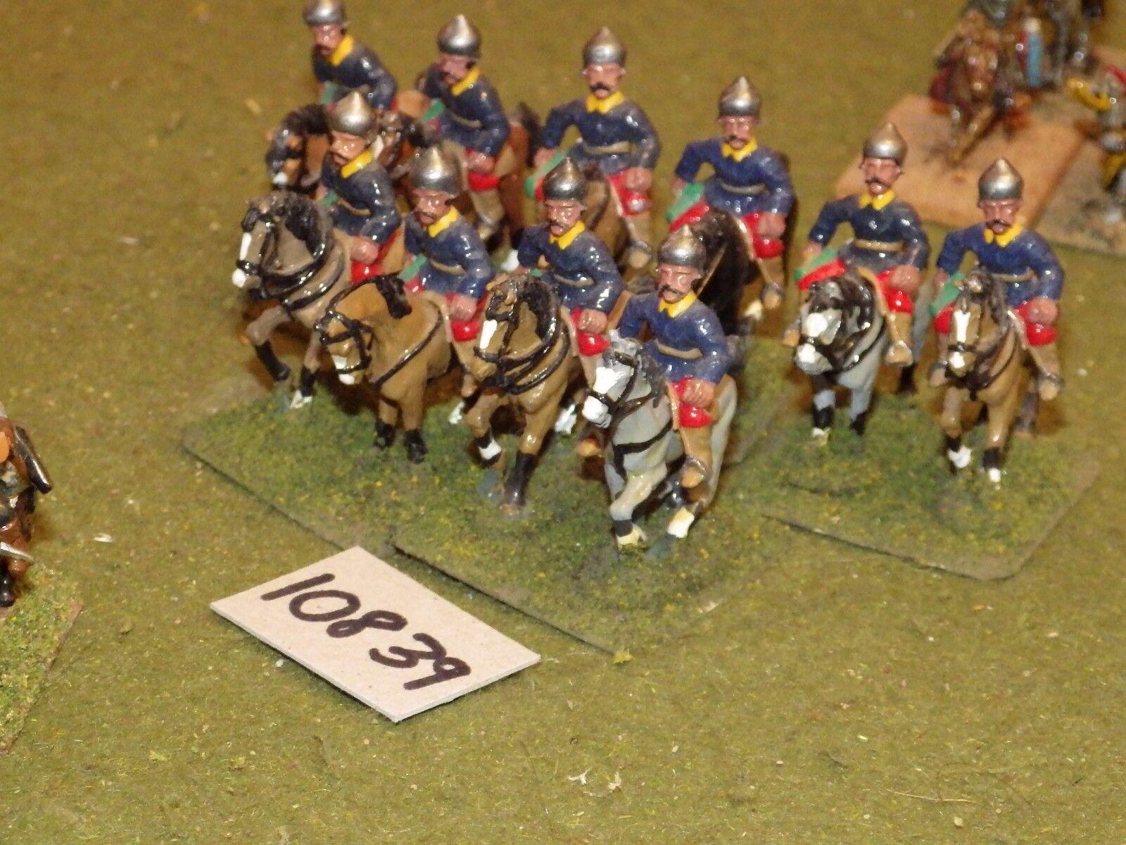 25mm dark ages   hun - cavalry 10 cavalry - cav (10839)