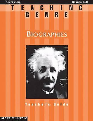 Biographies : A Complete Unit That Helps Students Explore This Exciting Genre an