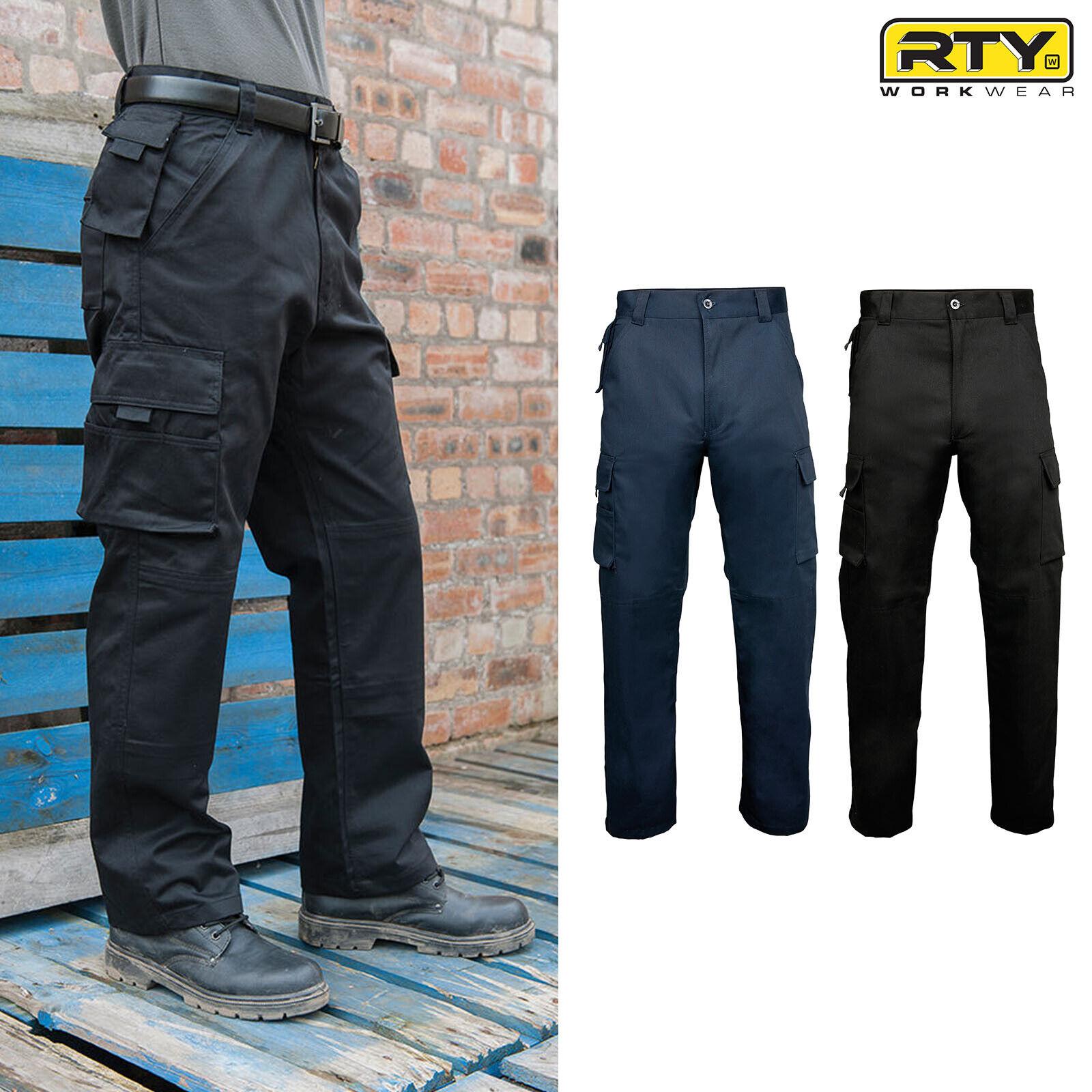 RTY Premium Workwear Trousers RTY048