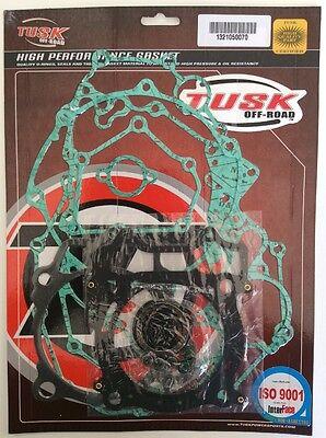 Tusk Complete Gasket Kit Set Top And Bottom End Yamaha YFZ450R YFZ450X 2009-2018