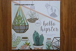 image is loading kaisercraft kaisercolour hello hipster colouring coloring book cl513 - Hipster Coloring Book