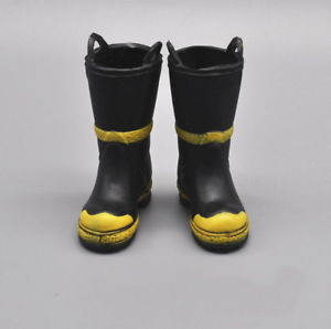 1//6 Scale Soldiers Accessories Model Biochemical Fire Boots Antiskid Shoes