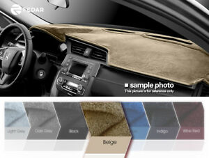 Image Is Loading Fits 2007 2017 Ford Expedition Dashboard Mat Pad