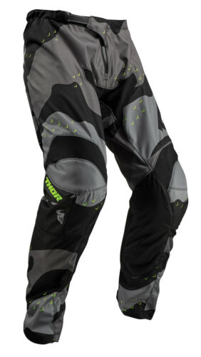 Thor MX Motocross Men/'s Sector Pants CAMO Gray Choose Size