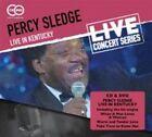 Live in Kentucky [Digipak] by Percy Sledge (CD, Aug-2015, 2 Discs, Wienerworld)