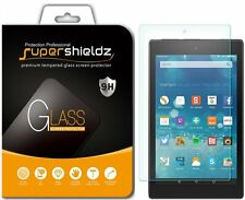 "Supershieldz Amazon Fire HD 8 Tablet Alexa 8"" Tempered Glass Screen Protector"