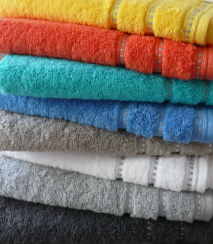 CAWÖ impulsions serviette seiftuch NEUF gant de gant duschtuch invités serviette