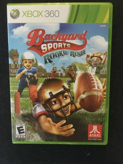 Backyard Sports: Rookie Rush (Microsoft Xbox 360, 2010 ...