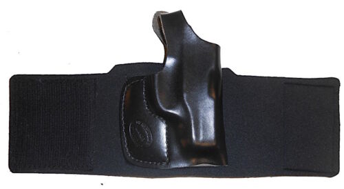 Pro Carry Ankle Holster -Gun Holster RH BLK For SW 4006 4046 4013 BRAND NEW SALE