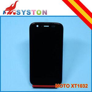Pantalla-Completa-Motorola-Moto-G-Negra-xt1032-Tactil-Lcd-Marco-Negro-negra