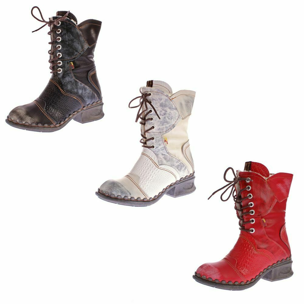 Tma Women's Winter Boot Real Leather shoes Padded Boots Tma 5766 Size 36 - 42