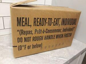 New-2022-genuine-US-AMERICAN-MRE-food-rations-BIG-VARIETY-CAMPING-FOOD