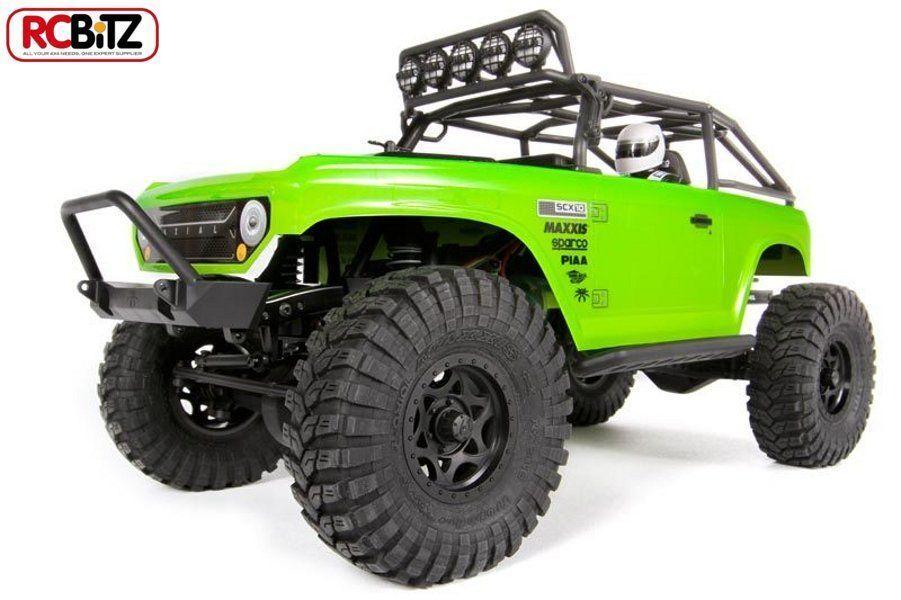 Axial Deadbolt SCX10 Escala Trail Truck Rtr Just Add Add Add Batería Alta Calidad  bajo precio del 40%