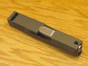 Rock Slide Usa Complete 9mm Upper Ss Barrel For Glock 26 Gen3 4