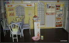 FURNITURE PLAYSET MATTEL 2003 HAPPY FAMILY GRANDMA'S KITCHEN FRIENDS OF BARBIE