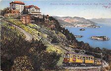B20524 Ferrovia Grand Hotel Mottarone