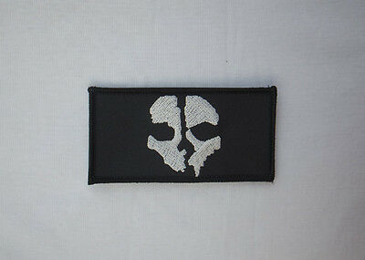 Call of Duty : Ghosts COD Ghosts Team Badge Flaw Skull Velcro Patch