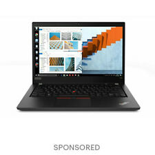 "Lenovo ThinkPad T490, 14.0"" FHD, (1.90GHz, 4.80GHz with Turbo Boost, 4 cores,"
