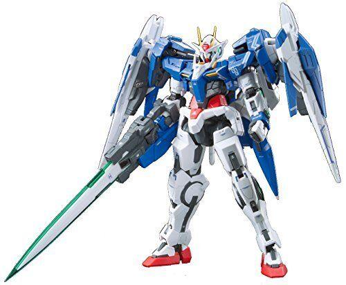 RG 1  144 GN - 000 GNR - 010 Double Ole Riser (bilene Suit Gundam 00) Gunpla