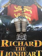 COO Models Richard the Lionheart METAL Gauntlets loose 1/6th scale