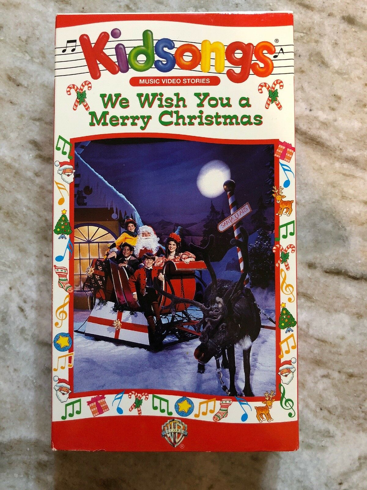 Kidsongs - We Wish You a Merry Christmas (VHS) | eBay