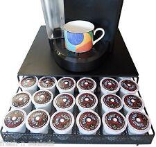Coffee Machine Maker Brewer Pod Storage Drawer Holder for Keurig K Cup Cabinet