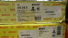 OPTIMAL BS-0830C Bremsscheibe Scheibenbremsen Bremsscheiben Hinten x2