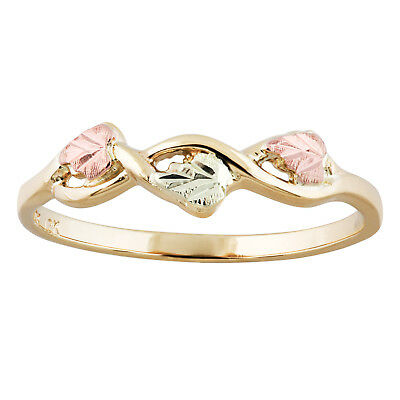 Black Hills Gold ring womens whole//half size 5 6 7 8 9 on 10k yellow gold