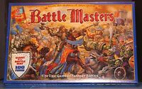 Milton Bradley® Battle Masters Epic Game From Makers Of Hero Quest In Shrink