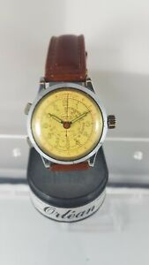 Massis Chronometer  Watch , serviced works great , collector watch
