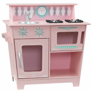 Details about KidKraft Classic Kitchen Set Pink