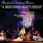 A Midsummernights Dream von Paul Kletzki,Philharmonia Orchestra (2011)
