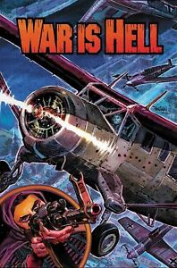 WAR IS HELL #1 1ST PRINTING GREG LAND VARIANT COVER MARVEL COMICS 2019