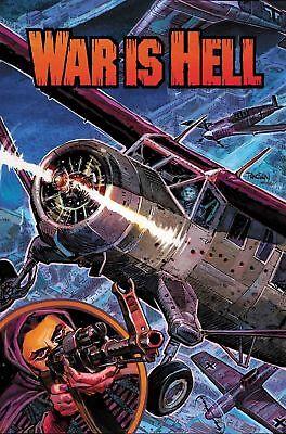 WAR IS HELL #1 CVR A Marvel Comics 2019 NM 01//23//19 1st Print