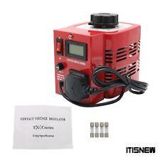 Aps 500w 05kw 220v Variac Variable Transformer Voltage Regulator Powerstat New
