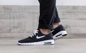 8 5 Janoski Sb Max Stefan Eu Shoes 9 Cm 42 Black Nike 27 Air Skateboarding Us Uk zq6FfxwSw